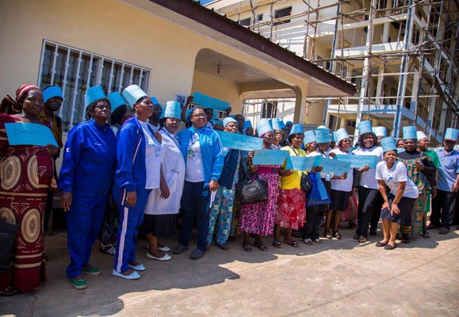 Nkwen Baptist Health Center Diabetes unit
