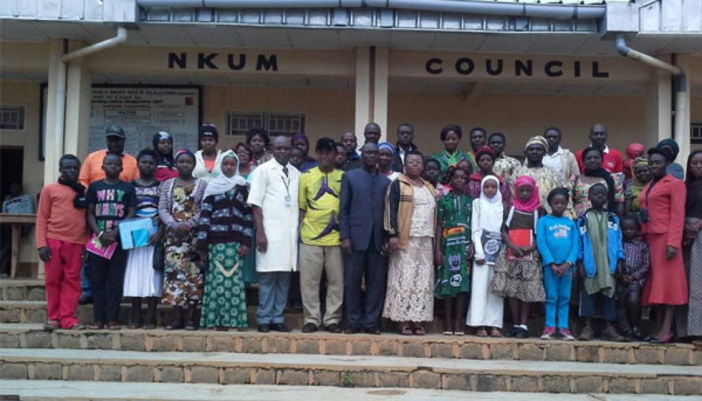 Group picture after the workshop