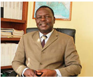 Prof. Tih Pius, Director of CBC Health Services