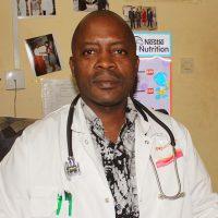 Dr. Zero Molesa Guy, CMO