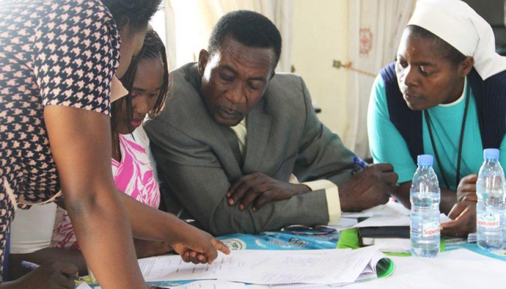 EDID-Program-Manager-Mrs.-Agho-Glory-enlightening-workshop-participants