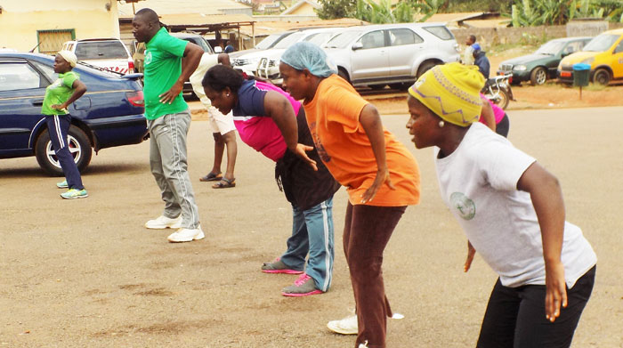 Fighting NCDs through Regular Exercise is Key