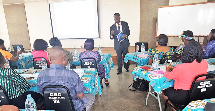 Prof Tih Pius Instructs Health Professionals to Fight NCDs