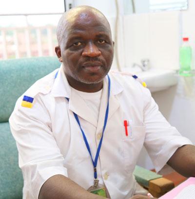 Mr. Yungseh Peter Nshiom