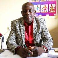 Mr. Wirba Samuel Mbuyeh, Senior Administrator