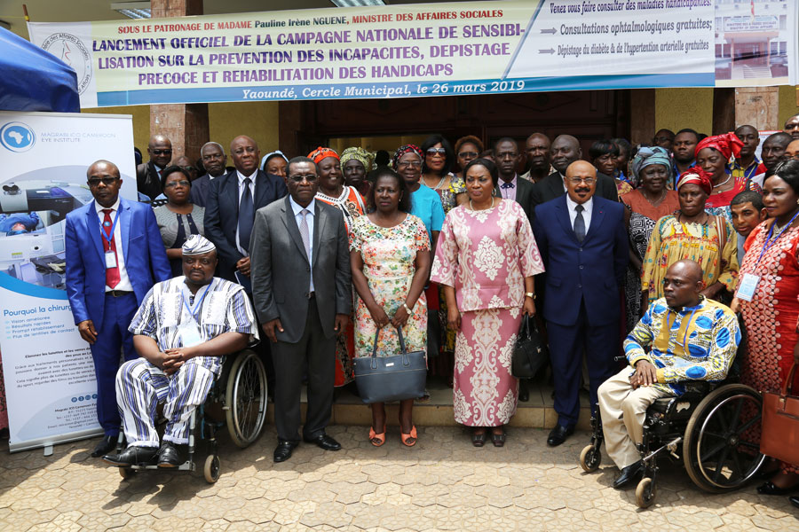Stakeholders committed to mainstream disability in their actions