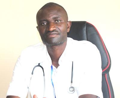 Mr. Ndinjo Gerald, COC