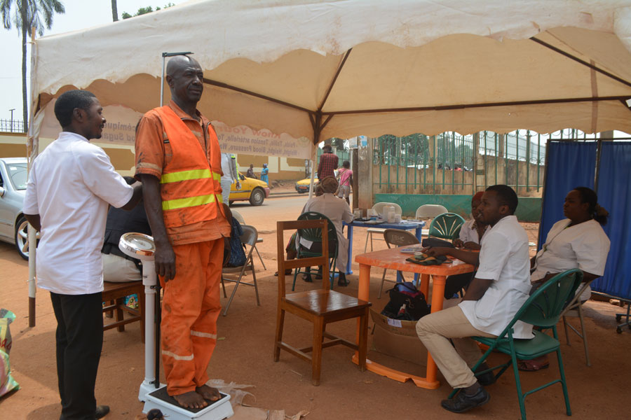 Road constructors benefit from KYN community outreach