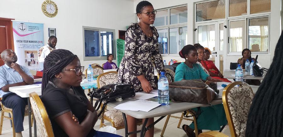 Ngo Alice Ngue, Diabetes Educator Etougebe Baptist Hospital shares her experience as a diabetes educator