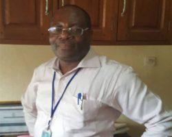 Rev.Dr. Ndongndeh Godlove