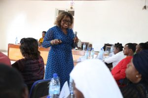 Dr.-Florence-Tumassang-Teaching-on-PMTCT-of-HIV