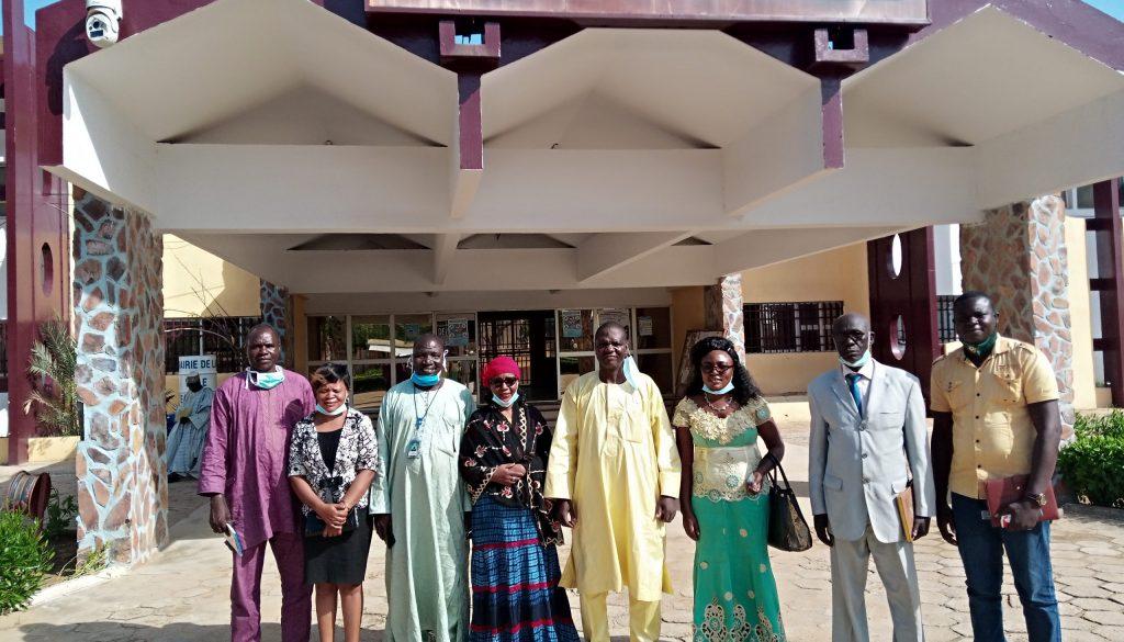 EDID progam & Maroua Council officials