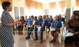 Inclusive Education Adviser engages with the Teachers