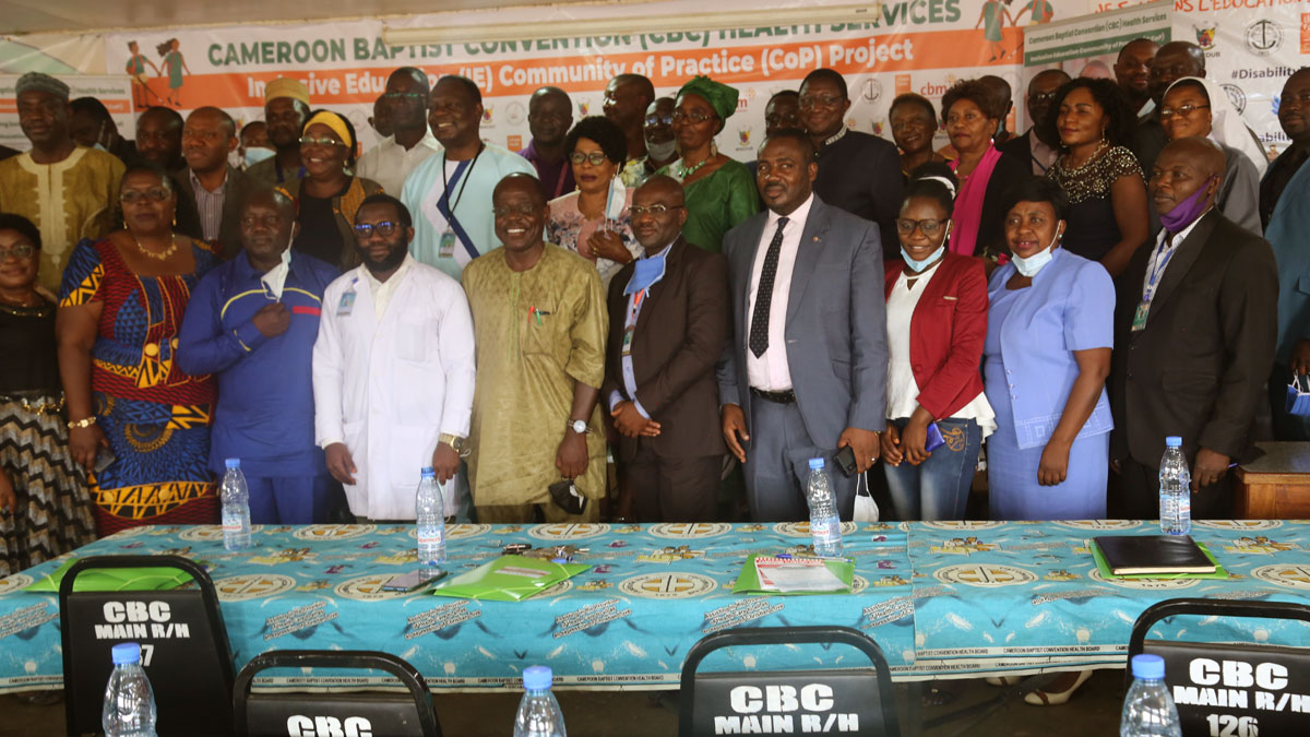 p3 Stakeholders commit to work as a community to foster inclusive education