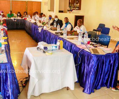 SEEPD Finance Officer drills participants on CBM finance compliance