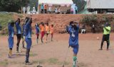 Amputees in Bamenda actively involved in physical activities to mark Worl Hypension and World No Tobacco Day
