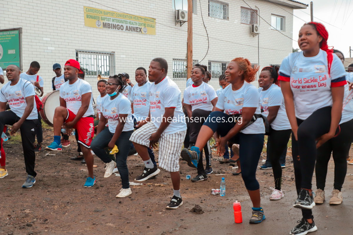 BBHCD sounds the alarm on bells on Sickle Cell Disease