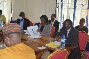 Meeting with team at Limbe Regional Hospital (2)