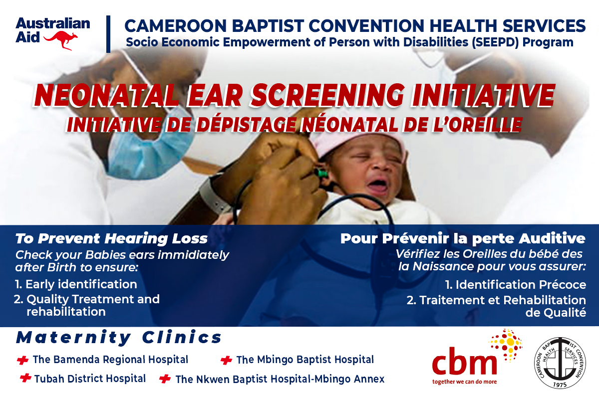 Neonatal Ear Screening Initiative