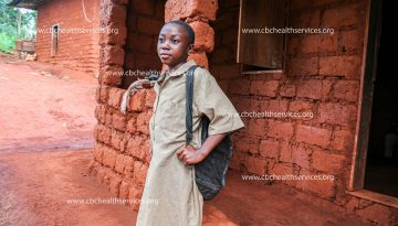 With her education Bruneille anticipates a bright future (1)