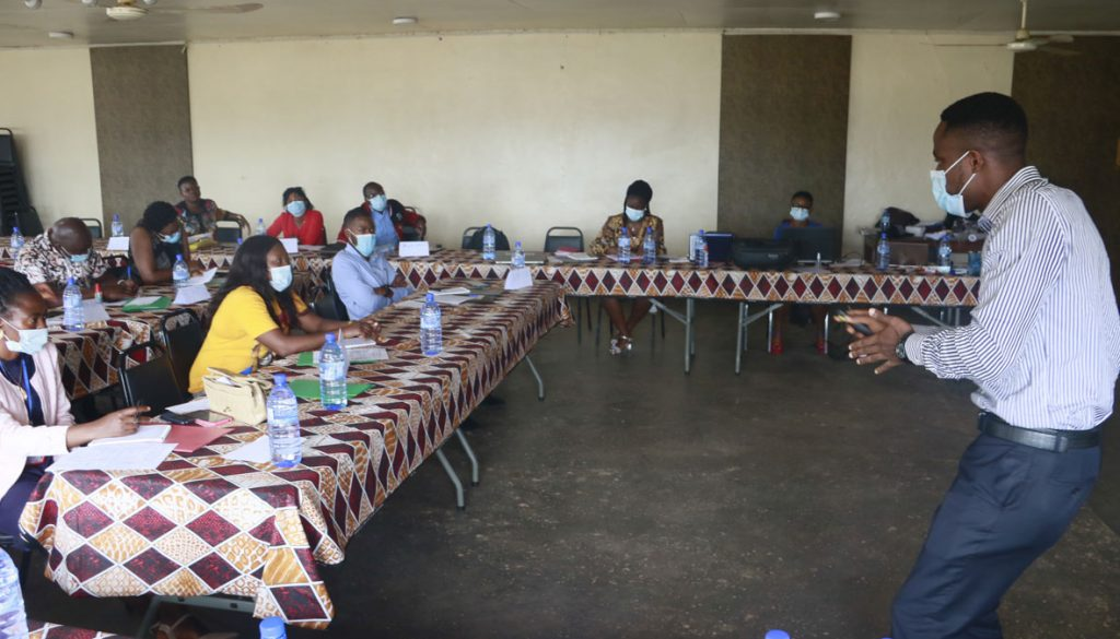 Dr Eldread challenge participants to ensure inclusion in services delivery