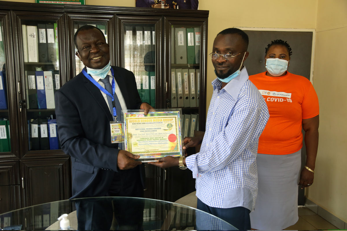 CBC Health Services commended and charged to do more for PWDs